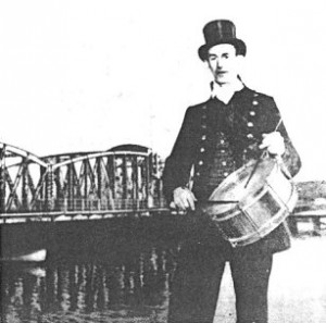 Herluf Sauer i 1954