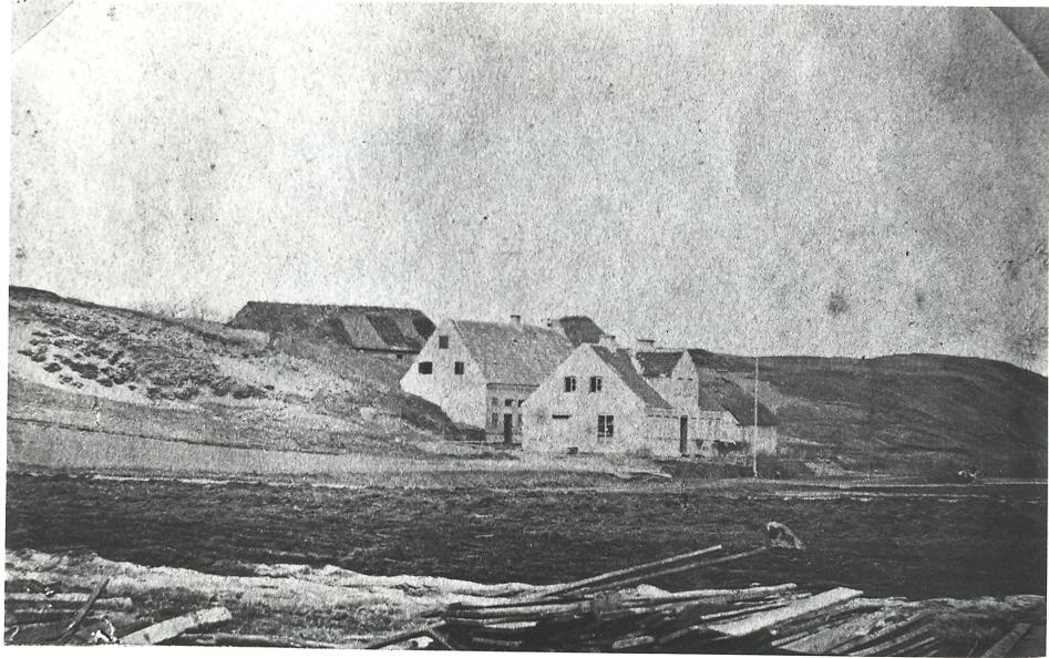 1865 ca Aagaardstedet