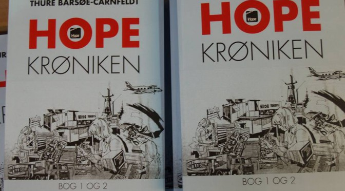 Thure Barsøe-Carnfeldt `s bog om sit liv 1941-1987